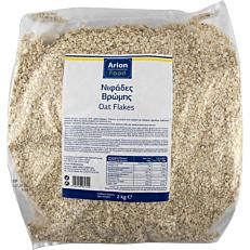 Δημητριακά ARION FOOD νιφάδες βρώμης (2kg)