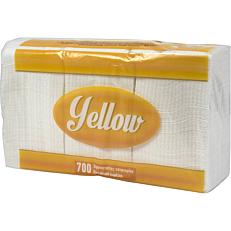 Χαρτοπετσέτες YELLOW εστιατορίου 700φύλλα