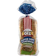 Ψωμί SUPER SOFT ολικής άλεσης (750g)