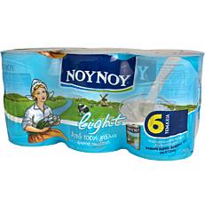 Γάλα ΝΟΥΝΟΥ εβαπορέ light (6x400g)