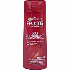Σαμπουάν GARNIER FRUCTIS color resist για βαμμένα μαλλιά (400ml)
