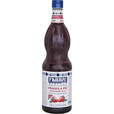 Σιρόπι FABBRI MIXYFRUIT fragola più (1tl)