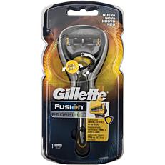 Ξυριστική μηχανή GILLETTE FUSION proshieldκαι ανταλλακτικό