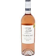 Οίνος ροζέ DOMAINE DE LA BAUME Pinot noir ξηρός (750ml)