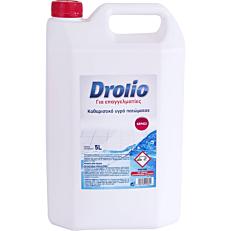 Καθαριστικό DROLIO ΓΙΑ ΕΠΑΓΓΕΛΜΑΤΙΕΣ για το πάτωμα με άρωμα κεράσι, υγρό (5lt)