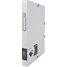 Κουτί εγγράφων Α4 PP blanco γκρι
