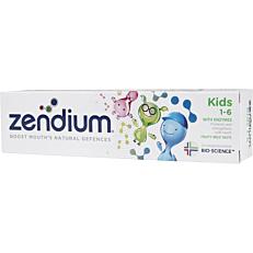 Οδοντόκρεμα ZENDIUM kids 1-6 (75ml)