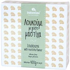 Λουκούμι μαστίχα (400g)