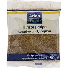 Πιπέρι ARION FOOD μαύρο τριμμένο (50g)