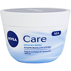 Κρέμα NIVEA Care (400ml)