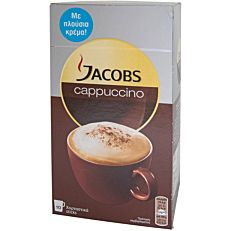 Καφές JACOBS cappuccino sticks (10τεμ.)