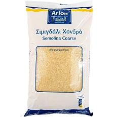 Σιμιγδάλι ARION FOOD χονδρό (500g)