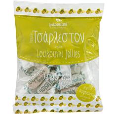 Καραμέλες LOUKOUMILAND Τσάρλεστον Loukoumi jellies περγαμόντο (250g)