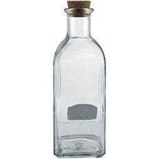 Μπουκάλι γυάλινο με φελλό 500ml