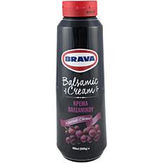 Ξύδι BRAVA βαλσάμικο κρέμα (900ml)