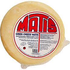 Τυρί MATIS ημίσκληρο (~8kg)