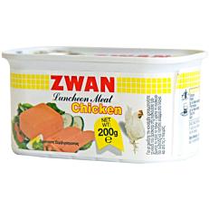 Κονσέρβα ZWAN κοτόπουλο luncheon meat (200g)