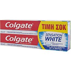 Οδοντόκρεμα COLGATE sensation white (75ml)