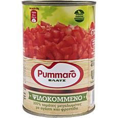 Τοματάκι PUMMARO ψιλοκομμένο κλασσικό (400g)
