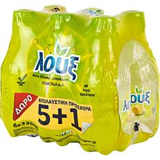 Αναψυκτικά ΛΟΥΞ λεμονάδα (6x330ml)