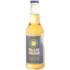 Μπύρα BLUE ISLAND (330ml)