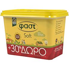 Μαργαρίνη ΜΙΝΕΡΒΑ φαστ soft (500g +30% επιπλέον προϊόν)
