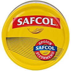 Κονσέρβα SAFCOL καλαμαράκια με πικάντικη σάλτσα (170g)