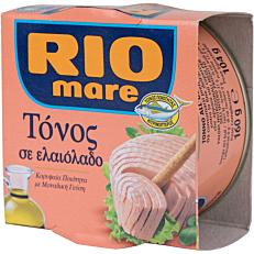 Κονσέρβα RIO MARE τόνος σε ελαιόλαδο (160g)
