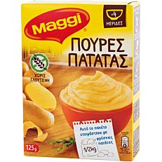 Πουρές MAGGI πατάτας (125g)