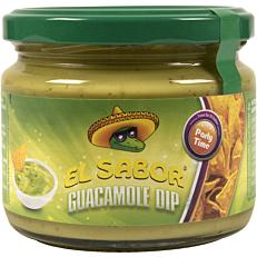 Σάλτσα EL SABOR Guacamole dip (300g)