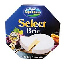 Τυρί ALPENHAIN brie select (125g)