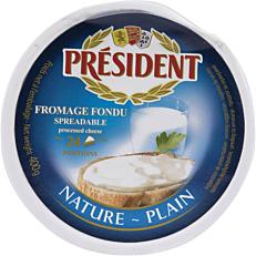 Τυρί PRÉSIDENT τετηγμένο σε μερίδες (400g)