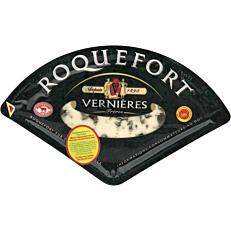 Τυρί VERNIÈRES ροκφόρ Γαλλίας (100g)