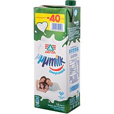 Γάλα ΔΕΛΤΑ My μμμmilk υψηλής παστερίωσης ελαφρύ 1,5% λιπαρά -0,40€ (1,5lt)