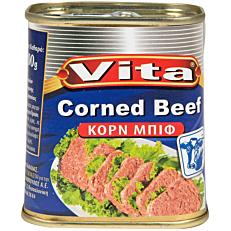 Κονσέρβα VITA corned beef (200g)