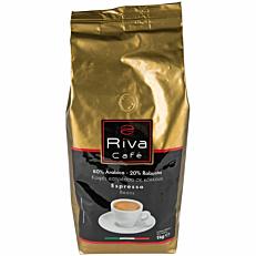 Καφές RIVA CAFE espresso gold σε κόκκους (1kg)