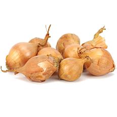 Κρεμμύδια κοκκάρι στιφάδο