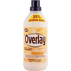 Καθαριστικό OVERLAY για μάρμαρα και πλακάκια (1lt+250ml ΔΩΡΟ)