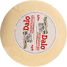Τυρί DALO σκληρό 40% λιπαρά Δανίας (~8kg)