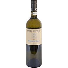 Ημιαφρώδης οίνος BALBI SOPRANI moscato d`asti (750ml)