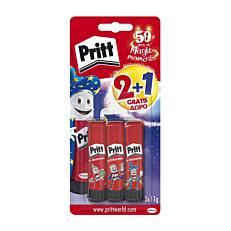Κόλλα PRITT stick 11g (1+1δώρο)