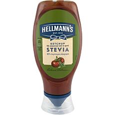 Κέτσαπ HELLMANN'S με στέβια top down (465g)