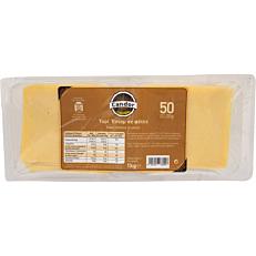 Τυρί CANDOR edam σε φέτες Ολλανδίας (1kg)