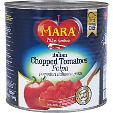 Τοματάκι MARA κομμένο (2,5kg)