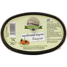 Πιπεριές τουρσί ΣΟΛΩΜΟΣ (500g)