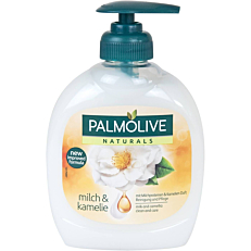 Κρεμοσάπουνο PALMOLIVE milk & camellia (300ml)