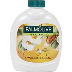 Κρεμοσάπουνο PALMOLIVE camelia oil & almond ανταλλακτικό (300ml)