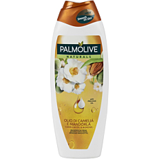 Αφρόλουτρο PALMOLIVE Naturals camelia oil & almond (650ml)