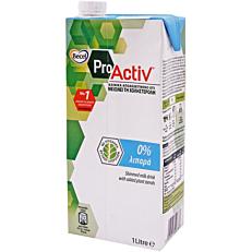 Ρόφημα γάλακτος BECEL Pro Activ 0% λιπαρά (1lt)