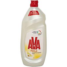 Απορρυπαντικό πιάτων AVA PERLE λεμόνι, υγρό (900ml)